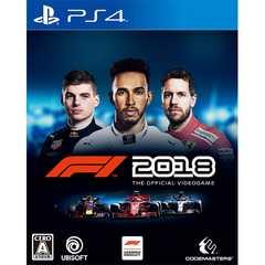 PS4》F1 2018 〈特典入〉 [177000923]
