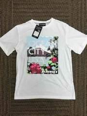 ☆新品☆PLAY BOY♪Tシャツ♪Mサイズ☆ホワイト☆