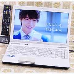 最強フルセグ Core-i7/8GB/1000GB T551/T6DW