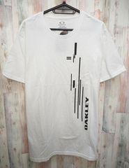 OAKLEY オークリー UPLIFT  半袖Tシャツ M/白