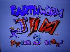 難有 EARTH WORM JIM3 カセットのみ