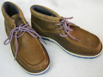 クラークスCLARKS新品ミッドカット ブーツ65995us7.5