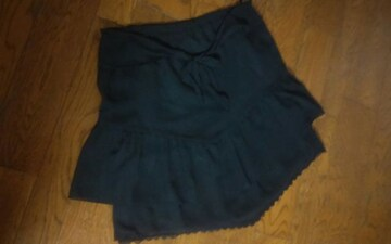 黒 スカート U.T.D Lサイズ 訳あり格安