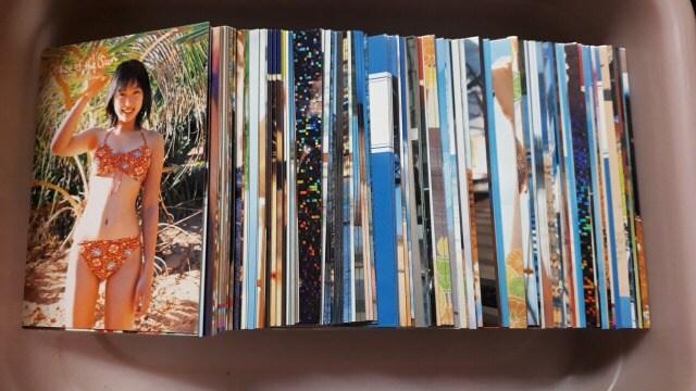 黒川芽以カード140枚詰め合わせ福袋  < タレントグッズの