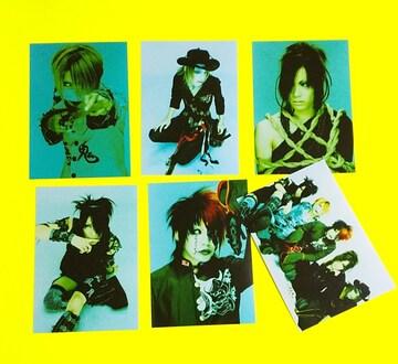 レア★the GazettE-ガゼット【廃盤】CDなど4点&エターナル時代の物販写真