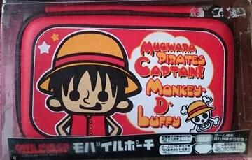 ルフィ☆モバイルポーチ