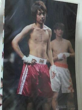《新品》KAT-TUN 中丸雄一☆DREAM BOYS/2006☆ライブフォト