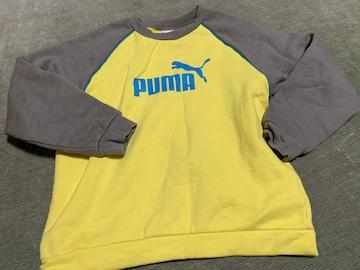 美品  PUMA トレーナー 160