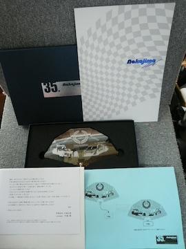中嶋企画ナカジマレーシング「創設35周年記念オブジェ等」(551)