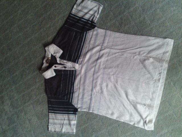 夏ポロシャツ ブルーサーフ系  < 男性ファッションの