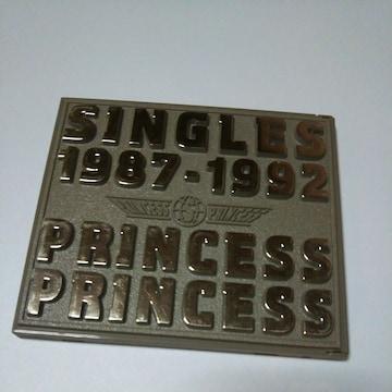 CDプリンセス・プリンセスSINGLES1987-1992〒送料無料