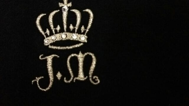 送料半額JeneMaple高級感アリ別珍リボン王冠キララメ&ラインスト-ン(//∇//)♪ < ブランドの