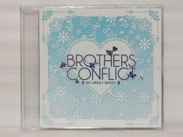 【BROTHERS CONFLICT 〜MY SWEET HONEY〜】A賞/録り下ろしCD