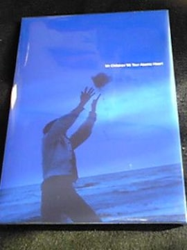Mr.Children 1995 Atomic Heart コンサートパンフレット 桜井和寿 希少