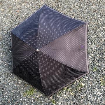 即決 RALPH LAUREN ラルフローレン 折りたたみ傘 晴雨兼用日傘
