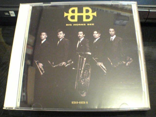 BIG HORNS BEE CD BHB1 米米CLUB 廃盤  < タレントグッズの