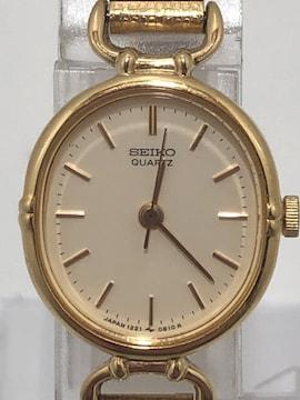 T326 美品SEIKO セイコー 1221-5570 クォーツ 腕時計