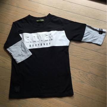 アースダイバー 5部袖Tシャツ 140 送料込み