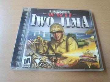 PCゲーム Elite Forces WW2 IWO JIMA 第二次世界大戦 硫黄島
