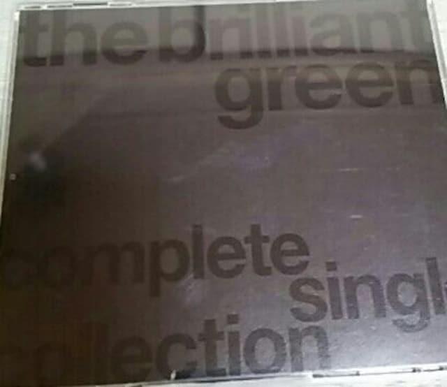 ベストCD ザ.ブリリアント.グリーン complete single collection97-08 < タレントグッズの