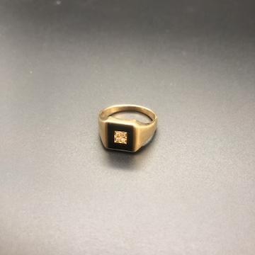 即決 K18 ゴールド リング 指輪