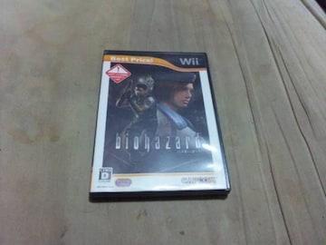 【Wii】バイオハザード