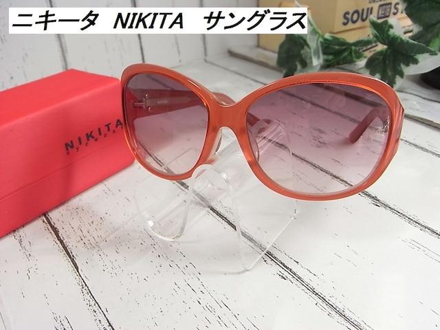 ★美品 NIKITA ニキータサングラスNK-3010