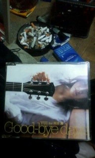 YUIfor雨音薫CD「Good-byedays」  < タレントグッズの