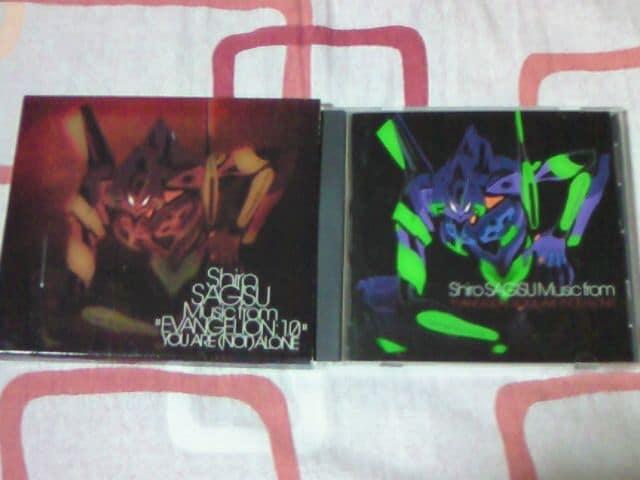CD エヴァンゲリオン 新劇場版:序 オリジナルサウンドトラック   CD ...