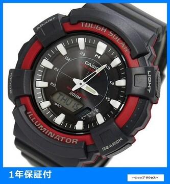 新品 即買い■カシオ スポーツ ソーラー 腕時計 AD-S800WH-4A