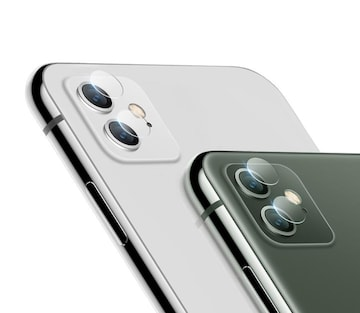 iPhone11 カメラレンズ フレキシブル ガラスフィルム