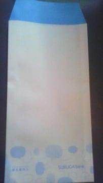 スルガ銀行、封筒10枚