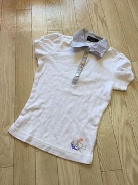 B501/セシルマクビー/ホワイト/半袖/カットソー/