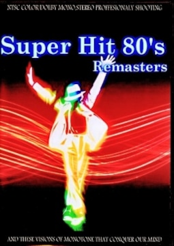 ◆80'S特大ヒット集◆2枚組◆Super Hits 80's Remasters ◆