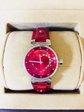 ◆正規品◆ 新品 ◆ルイヴィトン ダイヤモンド 腕時計 SZ7324