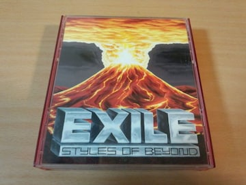 EXILE CD「Styles Of Beyond」初回盤DVD付き★