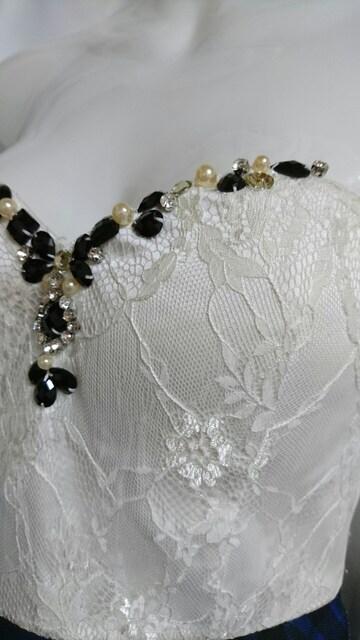 ROBEdeFLEURS チエック柄ペプラム ナイトドレス < 女性ファッションの