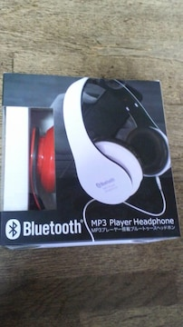 Blue tooth MP3 Player Head hone
