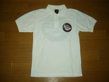 クライミー CRIMIE ポロシャツ S 白 サークルロゴ UNFINISH