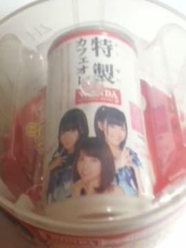 AKB48 WANDA デザイン缶マグネット 大島優子 柏木由紀 渡辺麻友
