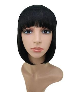 高品質*新品ウィッグ*Wigs2you☆W-572*黒髪ボブ