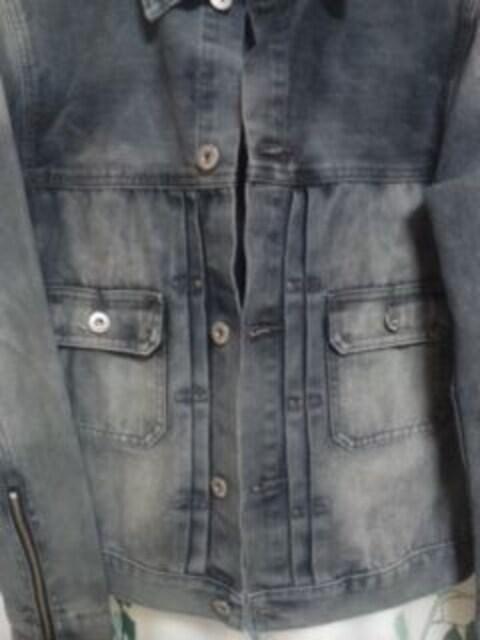 2ndタイプ Gジャン ジージャン Sサイズ セカンド 新品 < 男性ファッションの