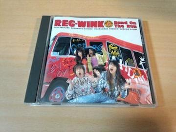 レグ・ウィンクCD「バンド・オン・ザ・ラン」REG-WINK●