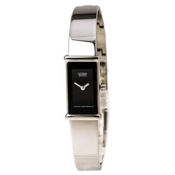 新品★CITIZENシチズン エコドライブ EG2450-53E バングル腕時計