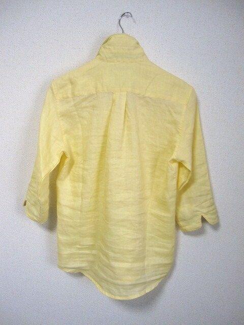□Ciaopanic/チャオパニック ワイヤー襟 七分袖シャツ/M☆新品 < ブランドの