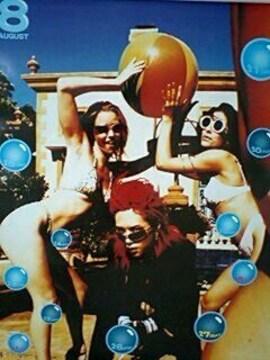 X JAPAN hide ポスター 1995