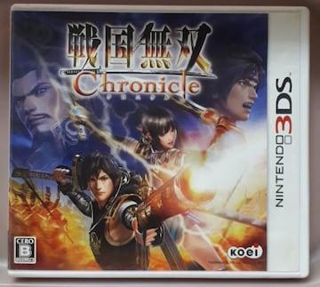 3DS戦国無双 Chronicle