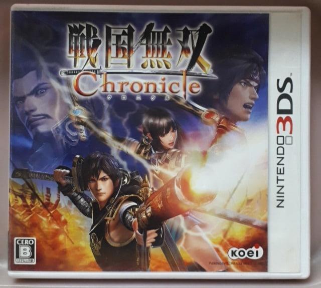 3DS戦国無双 Chronicle  < ゲーム本体/ソフトの