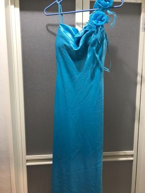 キャバ系ロングドレス中古品