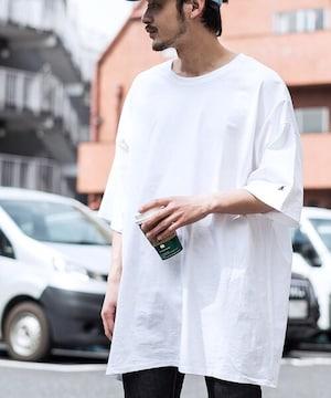 CHAMPIONチャンピオン☆オーバーサイズ白Tシャツ